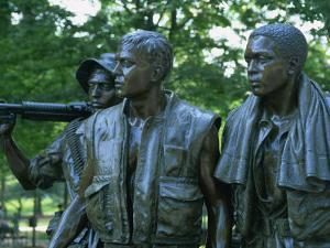 Vietnam Veterans Memorial, Washington D.C. United States of America, North America by Hodson Jonathan