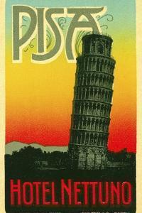 Hoel Nettuno, Pisa Italy