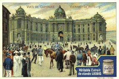 Hofburg Palace, Vienna--Giclee Print