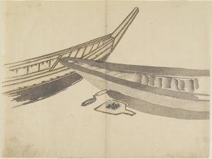 Collecting Green Rust, C. 1830 by Hogyoku