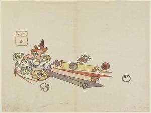 Ornaments of Festival Float, C. 1830 by Hogyoku