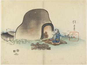 Tile-Maker, 1830 by Hogyoku