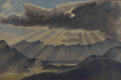Hohfluh, Switzerland-Henry Clarence Whaite-Giclee Print