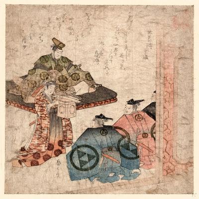 Hojo Yasutoki--Giclee Print