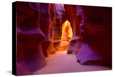 Arizona Antelope Canyon on Navajo Land Near Page USA