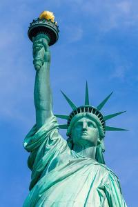 Liberty Statue New York American Symbol USA US by holbox