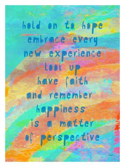 Hold On To Hope-Lisa Weedn-Giclee Print