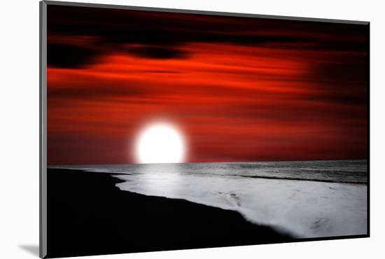 Holding Up-Philippe Sainte-Laudy-Mounted Photographic Print
