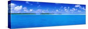 Aitutaki Lagoon by Holger Leue