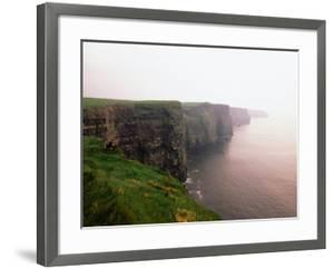 Cliffs of Moher at Sunset, Ireland by Holger Leue