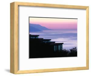Coastline at Sunrise, Big Sur, United States of America by Holger Leue