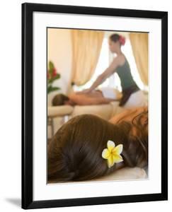 Couples' Massage at Hanoa Spa, Hotel Hana-Maui, Hawaii by Holger Leue