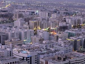 Dubai, United Arab Emirates by Holger Leue