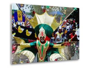 Grand Kadooment Day Crop-Over Festival, Bridgetown by Holger Leue