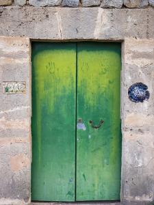 Green Door by Holger Leue