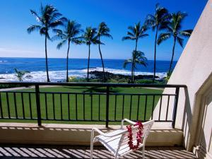 Hotel Room View of Beach, Poipu, USA by Holger Leue