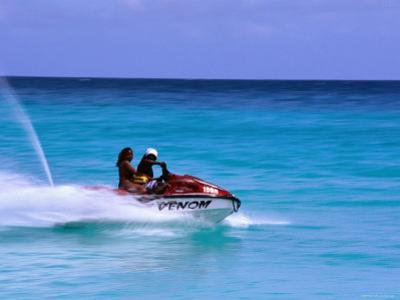 Jetskiing, Dover Beach, Christ Church