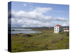 Lake Myvatn Hotel by Holger Leue