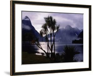 Milford Sound in Morning Mist by Holger Leue