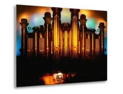 Mormon Tabernacle Organ, Temple Square, Salt Lake City