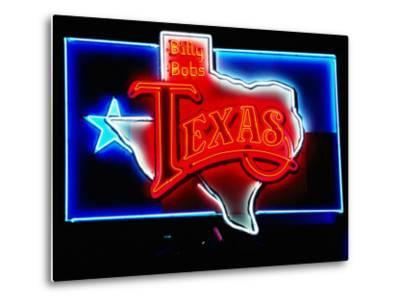 Neon Sign, Billy Bob's Texas Honky Tonk, Fort Worth, Texas
