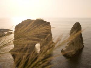 Pigeon Rocks, Beirut, Bayrut, Lebanon by Holger Leue