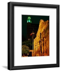 The Alamo, San Antonio, Texas by Holger Leue