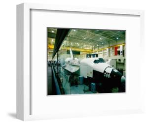 Training Space Shuttle, International Space Station Program, Johnson Space Center, Houston, Texas by Holger Leue