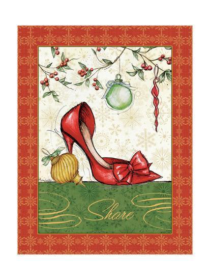 Holiday Fashion II-Andrea Laliberte-Art Print