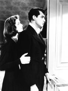 Holiday, from Left: Katharine Hepburn, Cary Grant, 1938