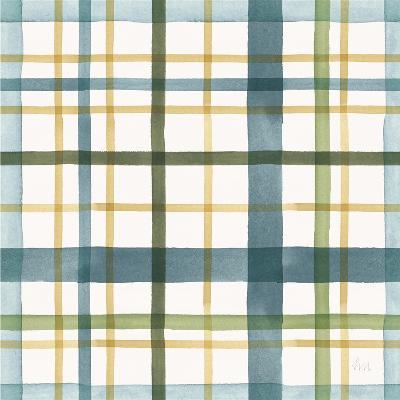 Holiday Garden Pattern VIII-Laura Marshall-Art Print