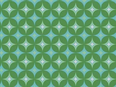 Holiday Geo Design-Joanne Paynter Design-Giclee Print