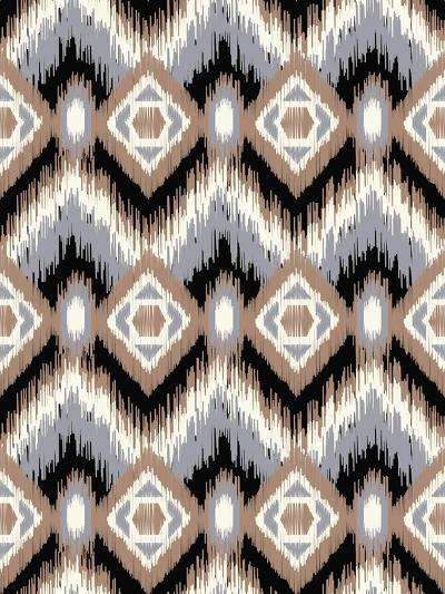 Holiday Ikat-Joanne Paynter Design-Giclee Print