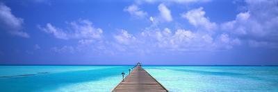 Holiday Island Maldives--Photographic Print