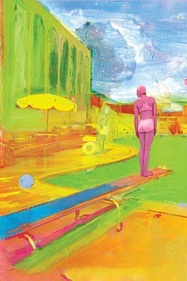 Holiday Maker; 2016-David McConochie-Giclee Print