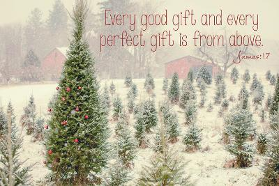 Holiday Messages I-Kelly Poynter-Art Print