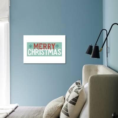 Holiday On Wheels Merry Christmas V 2 Art Print Michael Mullan Art Com
