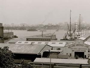 Holland-America Line Piers, Hoboken, N.J.