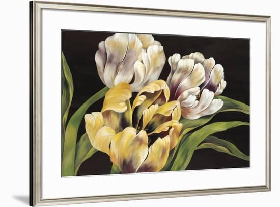 Holland Calling-Sarah Mulder-Framed Art Print