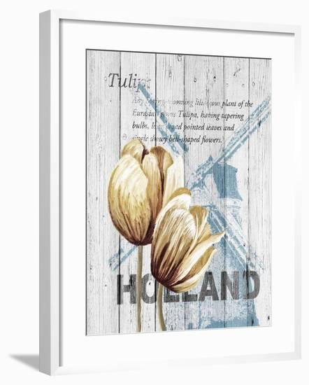 Holland Tulips-Alicia Soave-Framed Art Print