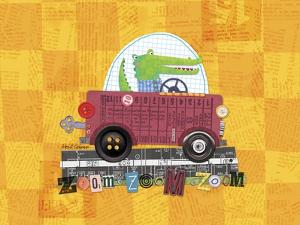 Animal Transporters 1 by Holli Conger