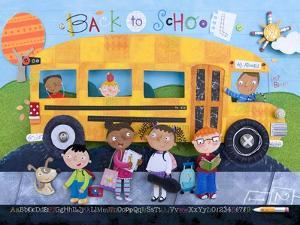 Back to School Bus by Holli Conger