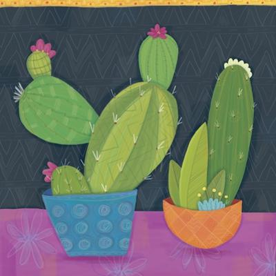 Bright Cactus 1 by Holli Conger