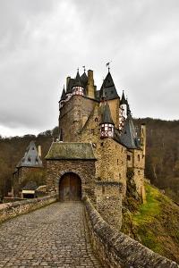 Germany, Rhineland-Palatinate, Cochem, Eltz Castle by Hollice Looney