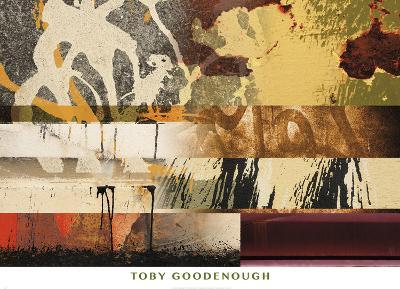 Hollis to Gilman-Toby Goodenough-Art Print