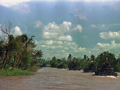 Vietnam War U.S. Riverine Force