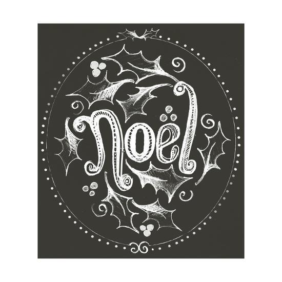 Holly and Noel-Ali Lynne-Giclee Print