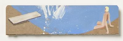 David Hockney Sees the Big Splash, 2016