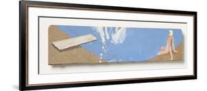 David Hockney Sees the Big Splash, 2016 by Holly Frean