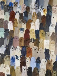 Dog Assembly 2, 2016 by Holly Frean